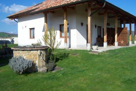 Apartamento adosado en casa rural - Amarita