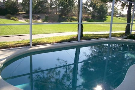 Southern Dunes - 3BR Home Golf View + Private Pool #2415 - Haines City - Other