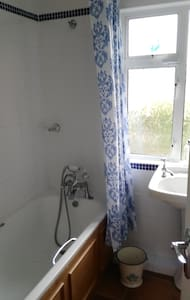 2 single beds, private kitchen & bath - Bray - House