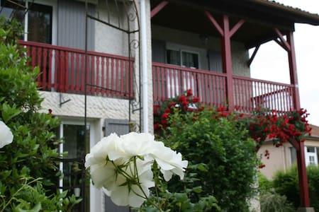 la chambre du coteau forézien - Boën - Haus
