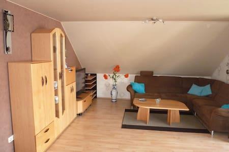 Gemütliche  Ferienwohnung 90qm - Appartement