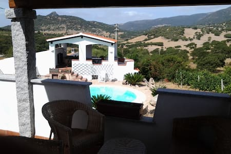 B&B Domo de Resteblas - Limbara - Bed & Breakfast