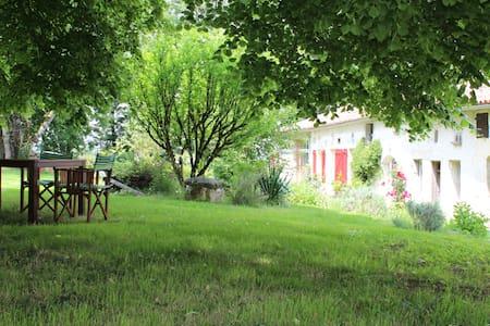 Le charme de la campagne - Mouthiers-sur-Boëme
