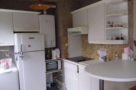 Studio meublée - centre ville Lens - Appartement