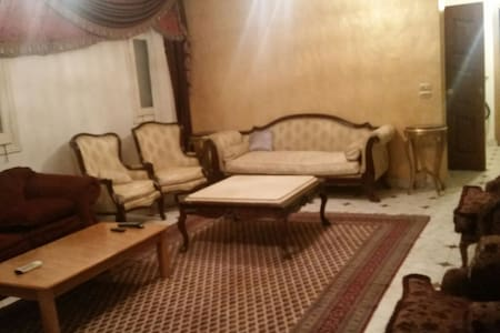 Tidy Apartment in Heliopolis