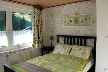 Waldblick Landhaus - Double Room Seperate Bathroom - Brunnrotte - Bed & Breakfast
