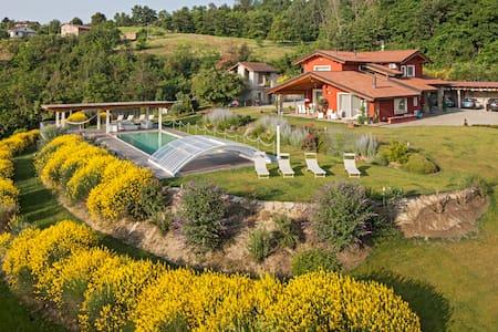 Un paradiso immerso nella natura - Acqui Terme - Bed & Breakfast