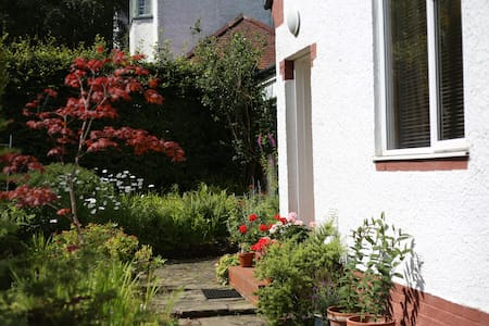 Beautiful friendly family home - Bearsden - Casa