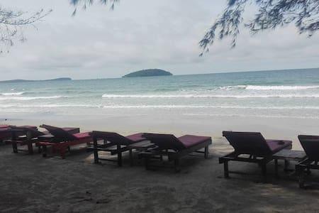 Banana Beach - Krong Preah Sihanouk