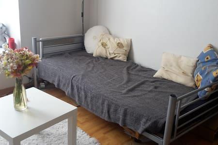 Charmant appartement calme dans le centre - Apartament