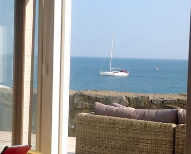 Luxury seaside holiday home - Pwllheli