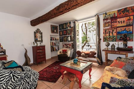 Appartement d'artiste - Townhouse