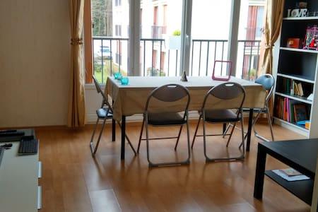 2 pièces à Rambouillet / 2 rooms in Rambouillet - Apartment