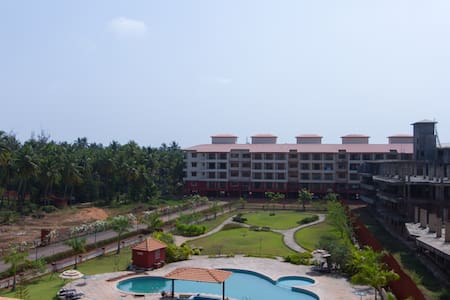 401 Home-Stay Goa Velha - Goa Velha - Szoba reggelivel