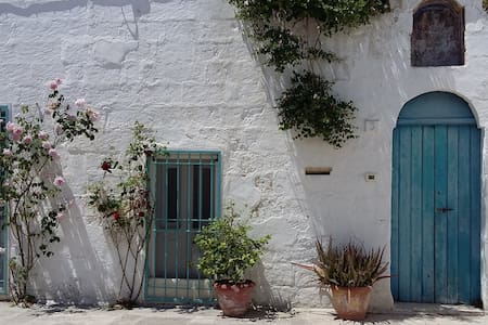 Artist's House in Typical Southern Italian Village - Bagnolo del Salento
