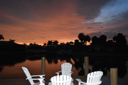 Great Waterfront byTigertail Beach - Marco Island - Hus