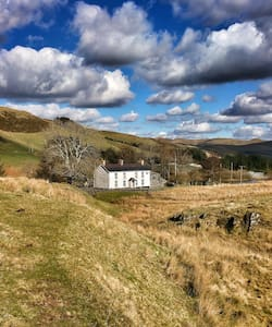 Rhydlydan, family holiday home - Ponterwyd - Casa