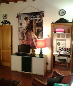 Central, typical, equipped apt - Florenz - Wohnung