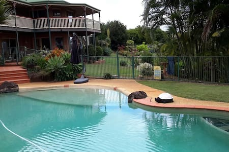 Peaceful location near Gold Coast - Terranora, Tweed Heads - Haus