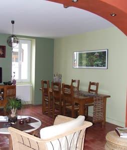 Maison colorée - Vatan - Dom