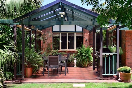 A Secret Garden Cottage - Bomaderry - House