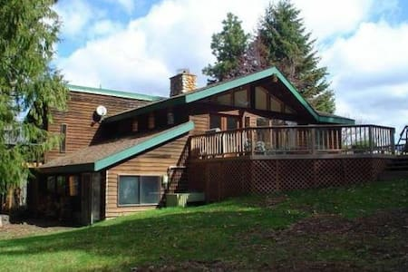 Mount Hood, Parkdale Spacious Cabin - Zomerhuis/Cottage