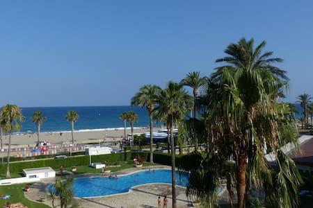 Appartement climatisé front de mer avec piscine - Mont-roig del Camp