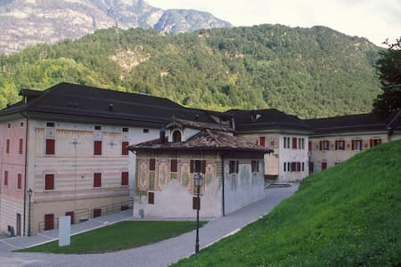 App.to Zater - Dolomiti del Cadore - Apartment