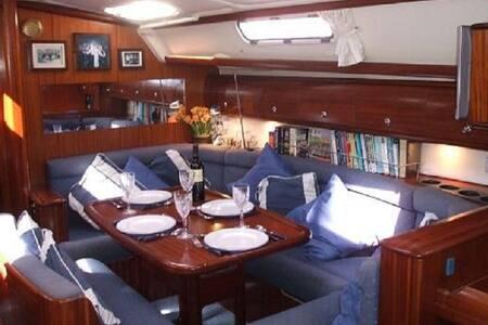Sail yacht in Dubrovnik,Croatia - Dubrovnik - Barco