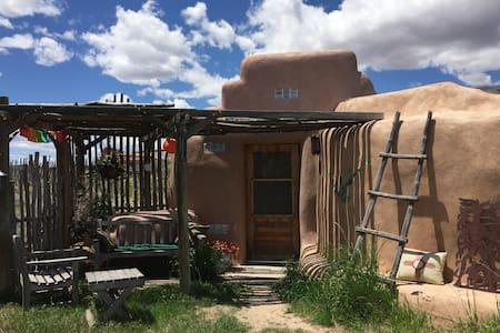 Sunny Earthship - El Prado - Casa