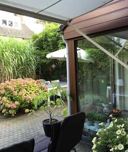 Slapen in mooiste wijk Maastricht - House