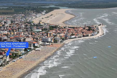 Direct am meer Wohnung Azzurra - Caorle - Apartment