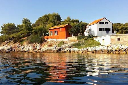 Studio flat near beach Savar, Dugi otok (AS-909-a) - Savar