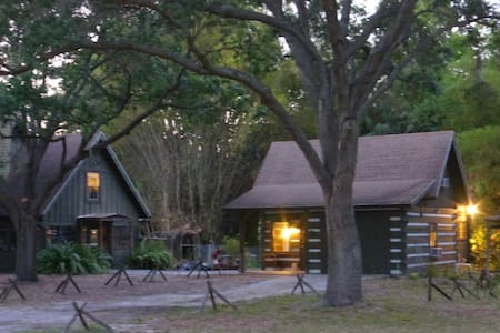 Log Cabin In The Woods. - Palmetto - Cabin
