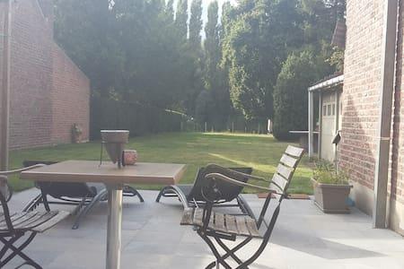Landelijk logeren dichtbij Gent - House