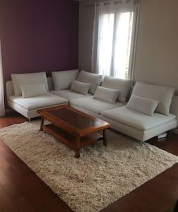 Appartement 60 m²,avec  terrasse proche de Paris - Bondy - Apartment