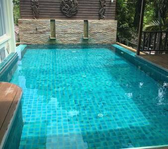 3 rooms pool house @ Karon - Karon - Casa