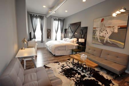 Spacious and Stylish - Philadelphia - Appartamento