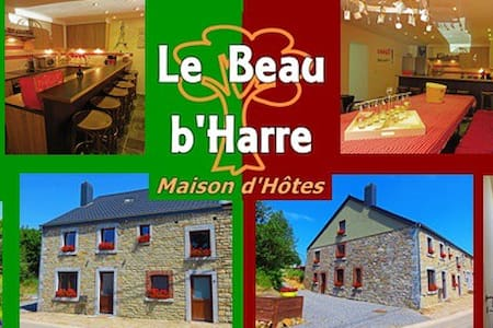 Le Beau b'Harre - Ház