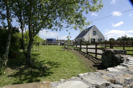 Little house on the hills of Donegal - Farmstay - Ballyshannon - House