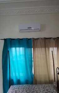 Chambre avec terrasse privative - Cotonou
