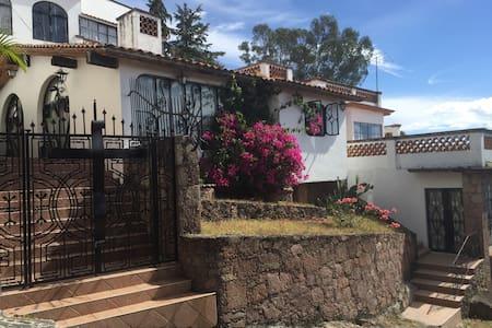 Hermosa casa colonial - Taxco - Haus