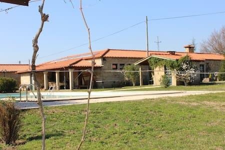 Quinta do sobreiro - Countryhouse - Facha - Villa