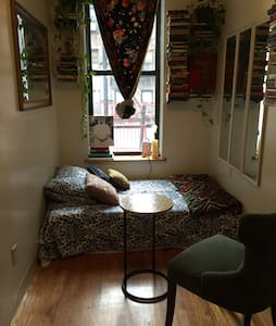Beautifully tiny St. Marks Studio - New York - Appartamento