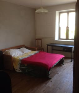Chambre avec balcon privé - Casa