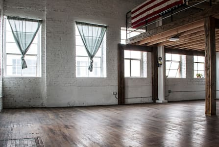 Loft for photo and film shoots! - Los Angeles - Loft