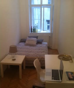 Cosy room in Vienna´s 7th district - Vienne - Appartement