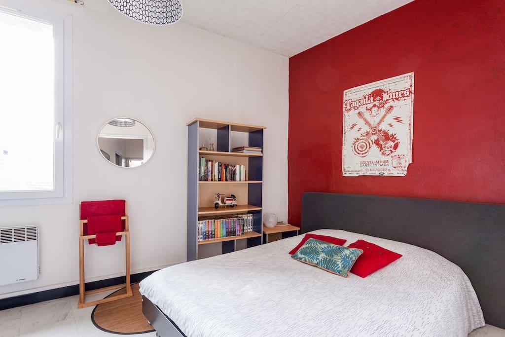 Chambre chez l 39 habitant antigone appartements louer for Chambre a louer montpellier
