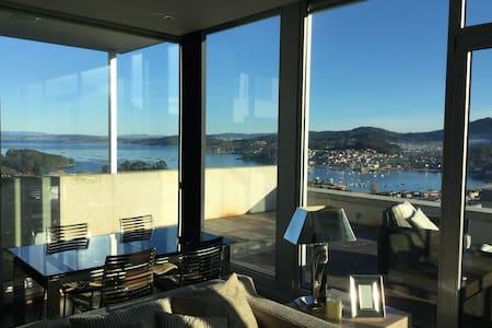 Brand new luxury villa near 26 beaches - O Hío - Hus