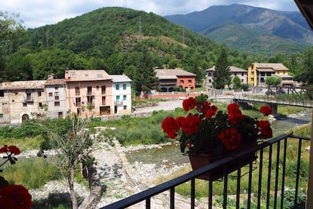 Habitaciones en el pirineo - Vilaller